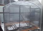 Замена поликарбоната на теплице за 1 день