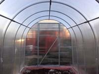 Перегородка к теплице Триумф 2,1 метра шириной