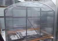 Перегородка к теплице Профи Люкс 3 метра шириной