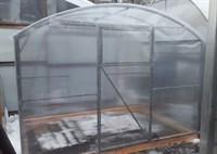 Перегородка к теплице Профи Люкс 2,5 метра шириной