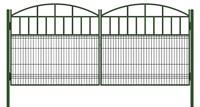 Ворота 3,5 метра шириной