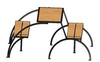Стол-скамья трансформер
