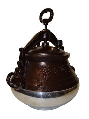 Казан Афганский Алюминий 12 литров - фото 10552