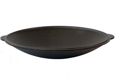 Садж чугунный 35 см - фото 11256