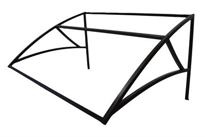 Козырек над крыльцом универсальный 2 метра (Усиленный) - фото 12011
