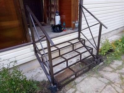 Лестница к дому - фото 7469