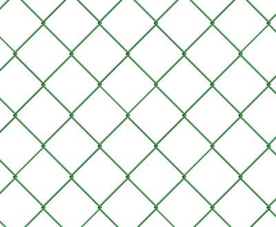 Сетка Рабица в полимерном покрытии 1,5 х 15 метров - фото 8469