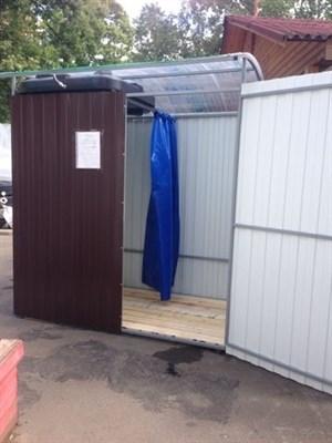 Душевая кабина  «Премиум-комфорт» 1,2 х 2 метра без бака - фото 8871