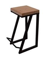 Полубарный стул Лофт