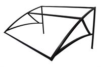 Козырек над крыльцом универсальный 2 метра (Усиленный)