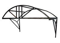 Козырек над крыльцом арочный 2 метра. Классик G-3 Усиленный