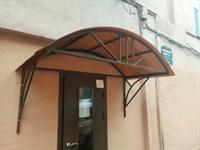 Козырек Арочный 2 метра шириной
